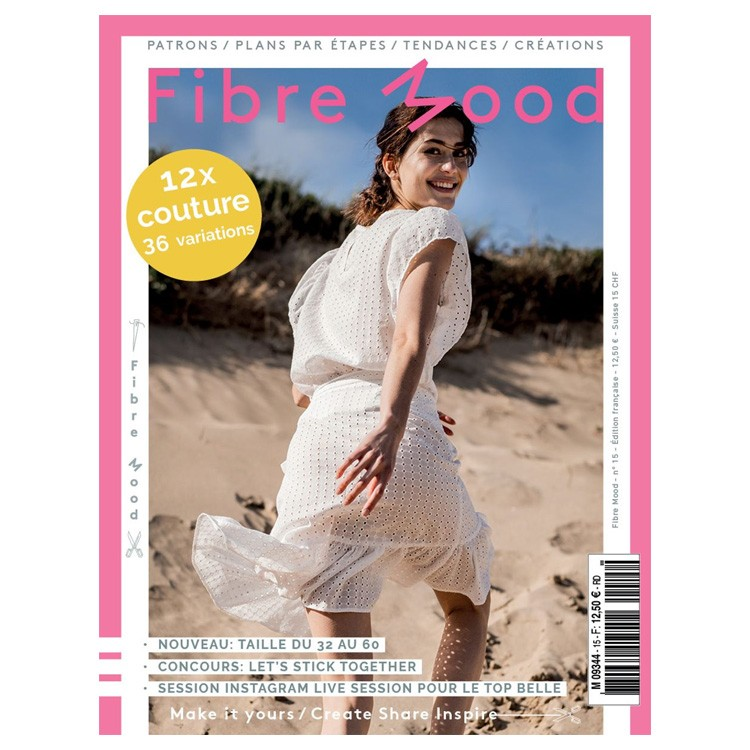 Magazine Fibre Mood N°15