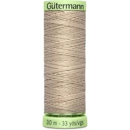 Fil à coudre Gütermann Super résistant 30m : Gamme de 20 coloris
