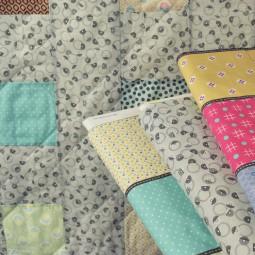 kit de patchwork - Lollies