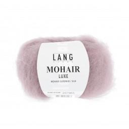 Mohair luxe de lang Yarns