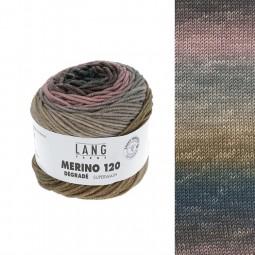 Merino 120 degradé de Lang Yarns
