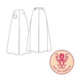 Pantalon gendarmette - patron lot of things