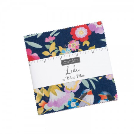Charm pack - Lulu by Chez moi