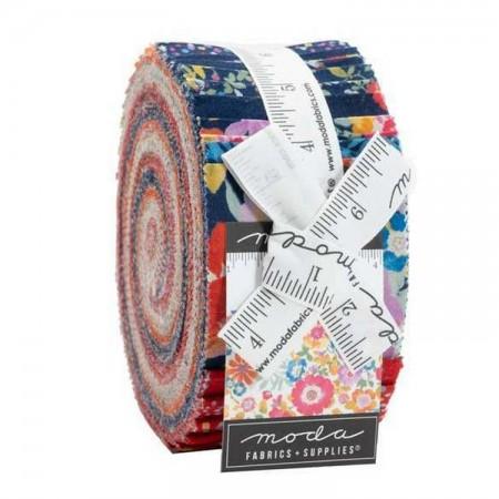 Jelly Roll - lulu by Chez Moi - Moda Fabrics