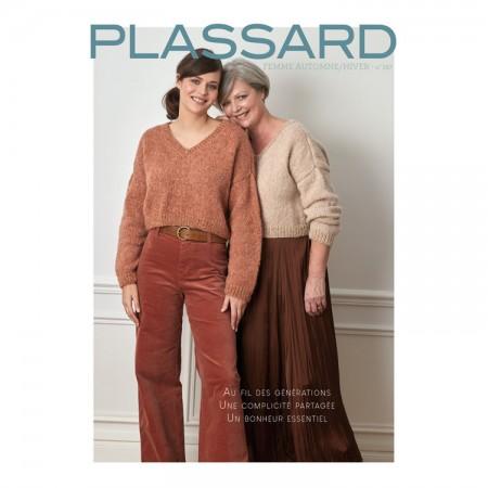 Catalogue Plassard n°167 - Femme Automne/Hiver