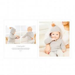 Rico baby N°29 - le petit livre à tricoter Rico baby