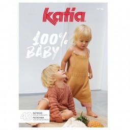 Catalogue Katia - n°96 Bébé printemps été