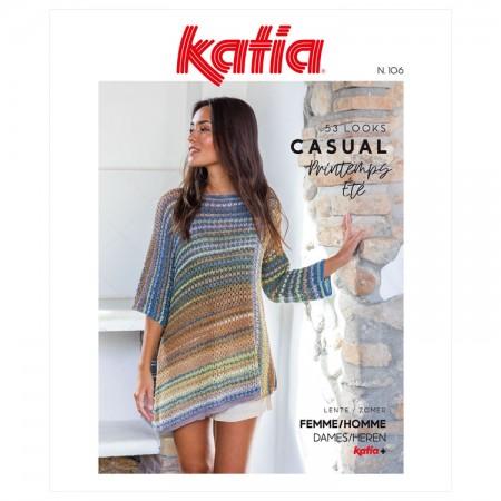 Catalogue Katia - Casual n°106 printemps été