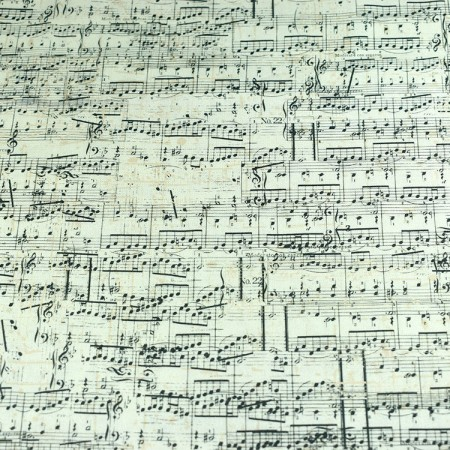 Tissu fantaisie - Partition de musique