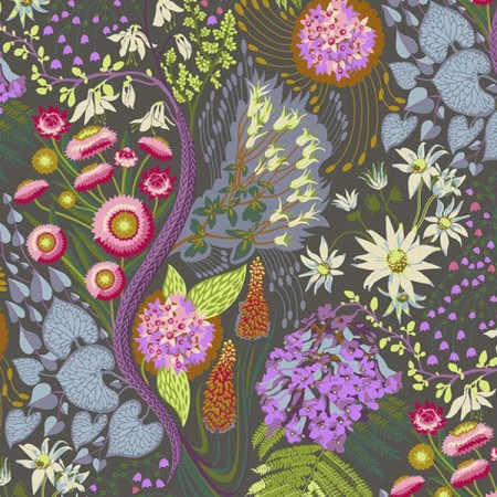 Tissu fantaisie - Source code spark designé par Anna Maria Homer