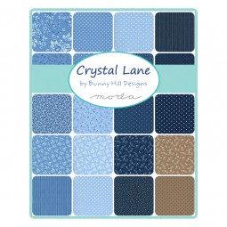 Jelly roll - Crystal lane by Bunny Hill Designs