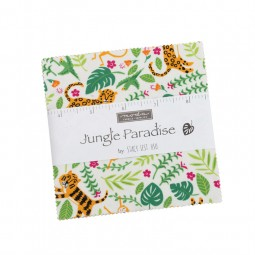 Charm pack - Jungle paradise by stacy Iest Hsu