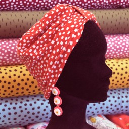 Explications réaliser un turban