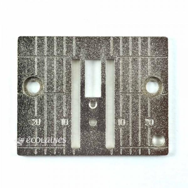 Plaque à aiguille pour point droit Bernina 125-145