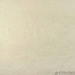 Molleton de coton biologique