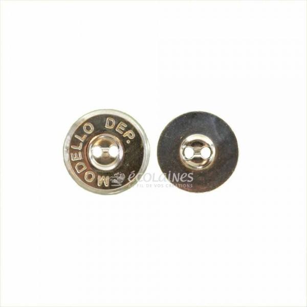 Bouton magnétique à coudre 18mm