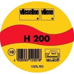 Toile thermocollante H 200 Blanc Vlieseline