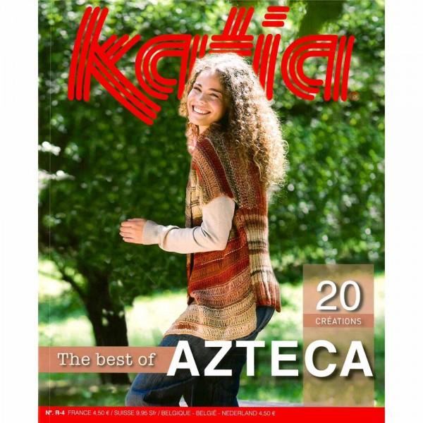 Catalogue Katia n°R-4 The best of Azteca