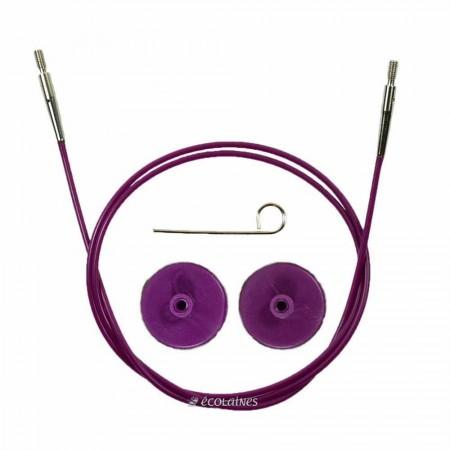Câble interchangeable KnitPro (5 tailles)