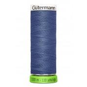 Fils à coudre Gütermann 100% polyester recyclé 100 m (rPET)