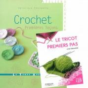 Livres de tricot et crochet