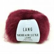 Mohair luxe lamé de Lang
