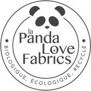Tissus La Panda Love Fabrics