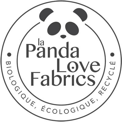 Tissu La Panda Love Fabrics